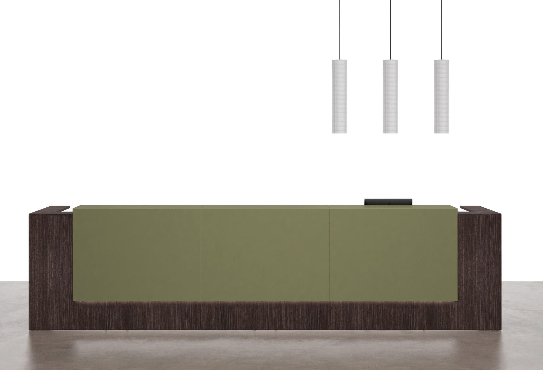 Novedades en muebles de oficina mostradores recepciones for Muebles de oficina lugo