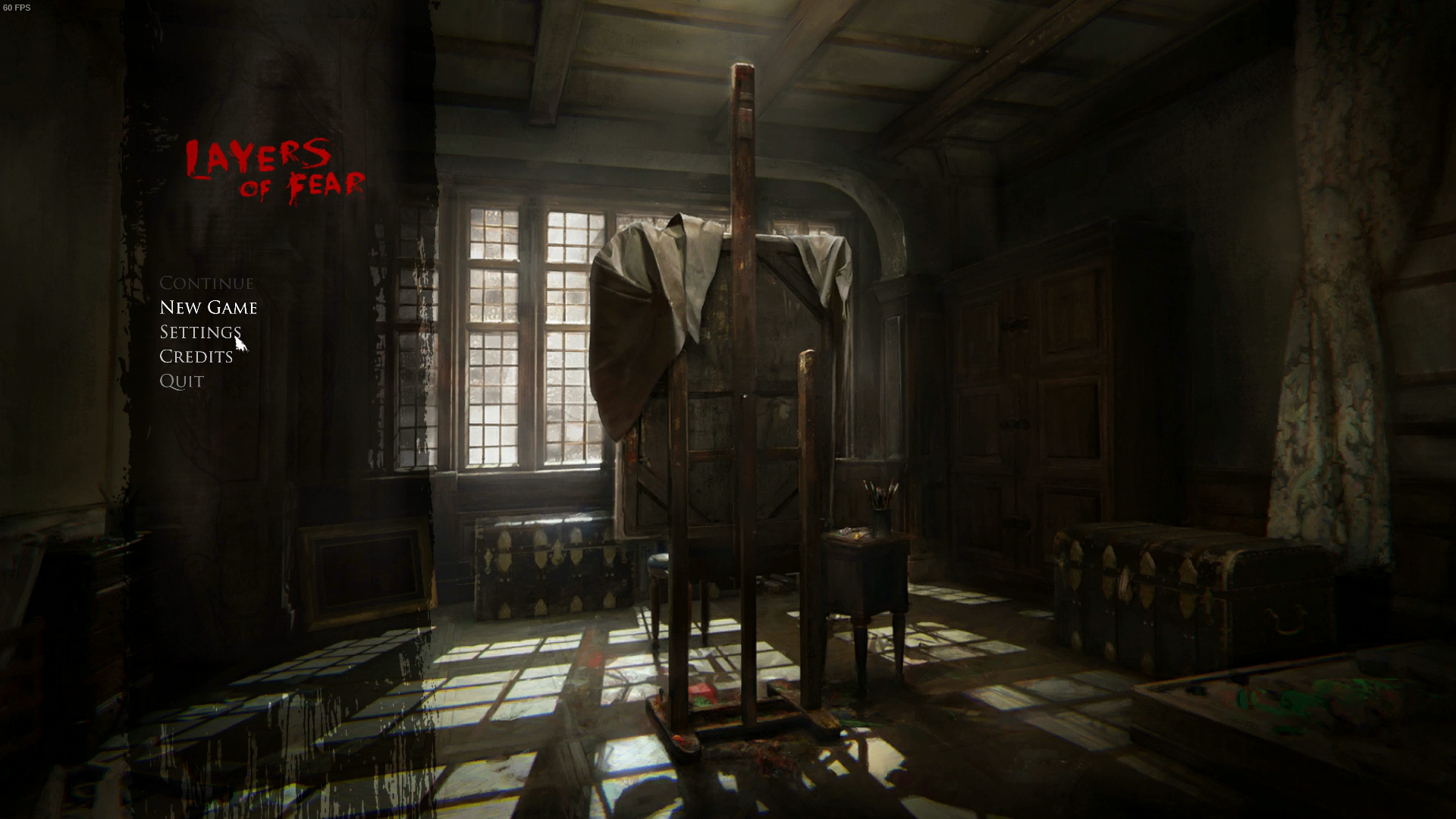Layers Of Fear Review Keengamer Layers Of Fear Old Victorian Homes Fear