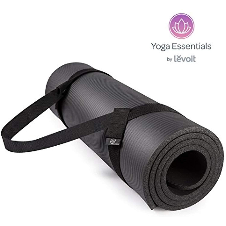Levoit Yoga Exercise Mat 1 2 Inch