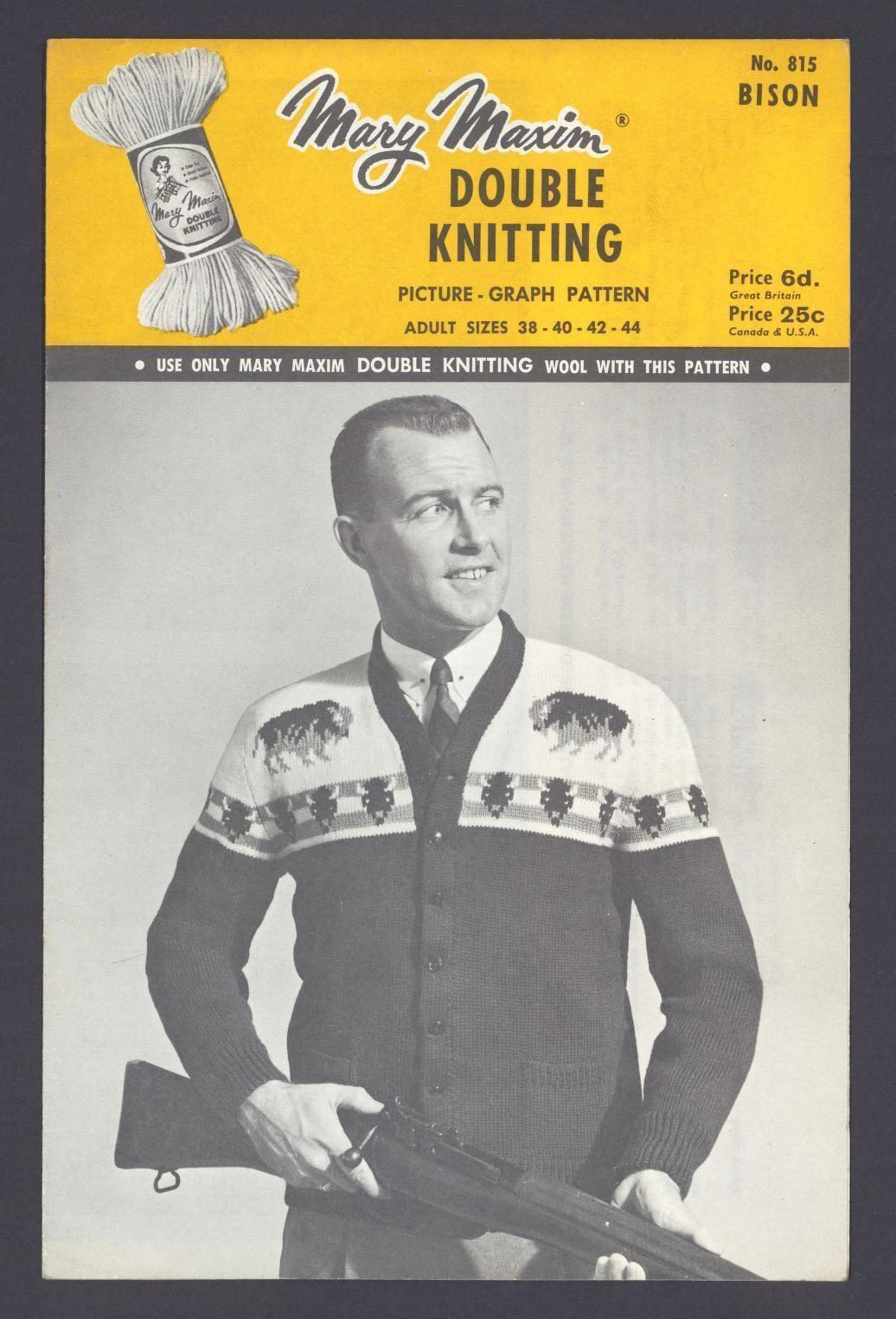 Men on Vintage Knitting Patterns | Balaclava, Knit patterns and Patterns
