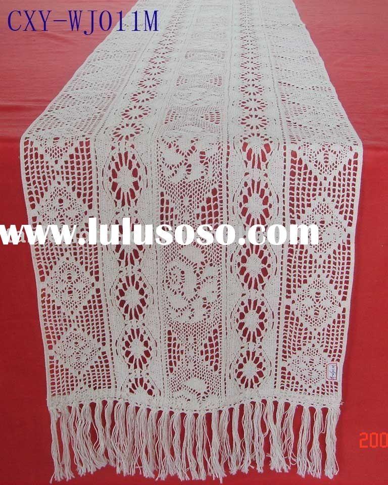 Oval Table Crochet Free Pattern Google Search Lizzy0456
