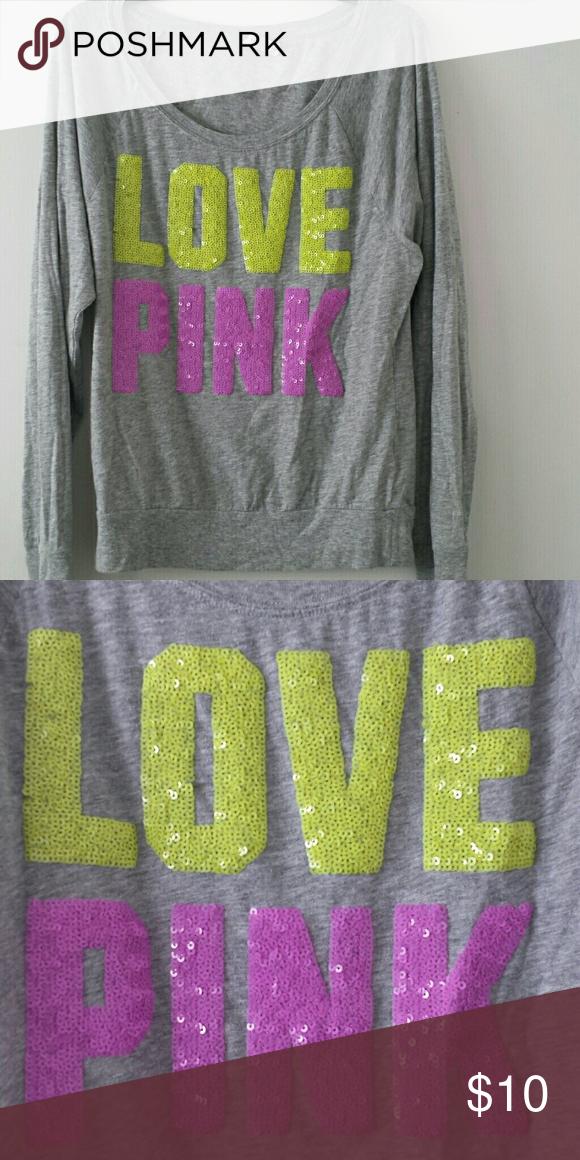 8ff6d48e8fd7e PINK Victoria's Secret Long Sleeve Shirt | My Posh Picks | Pinterest ...