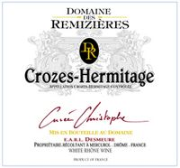The oaked Crozes cuvée from Philippe Desmeures is Syrah with a modern slant. Midnight in a glass and can be cellared for a decade...