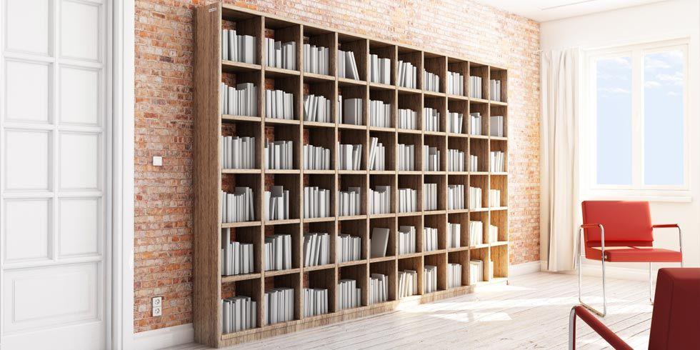 Bücherregal Nach Maß regale nach maß massivholz oder mdf qualität und günstiger preis