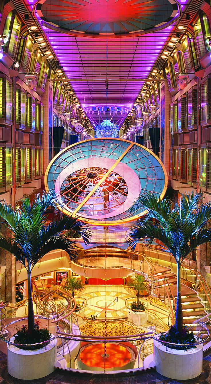 Mariner Of The Seas Cruise Ships Interior Cruise Travel Cruise Ship