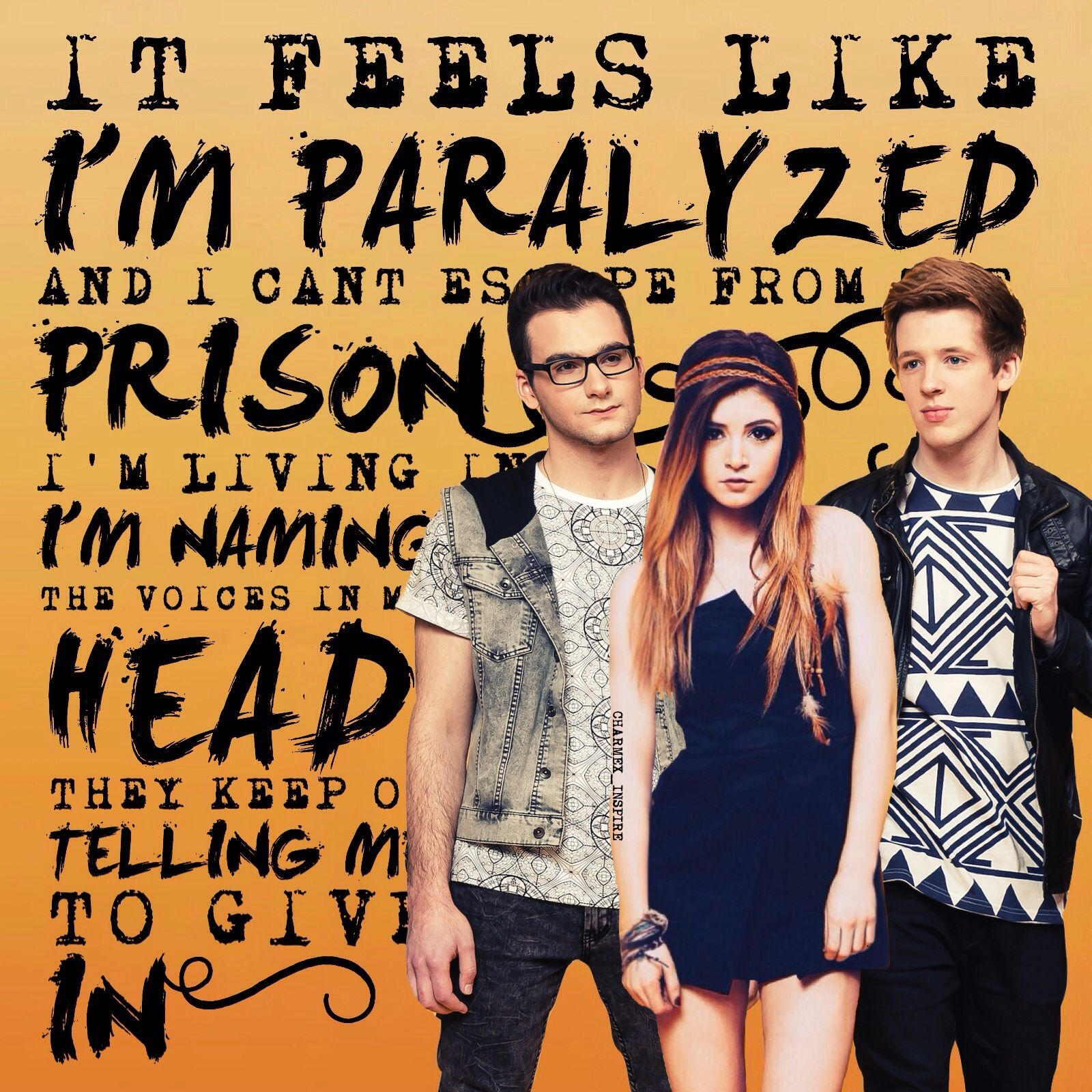 Paralyzed Against The Current Chrissy Costanza Best Song Lyrics Music People