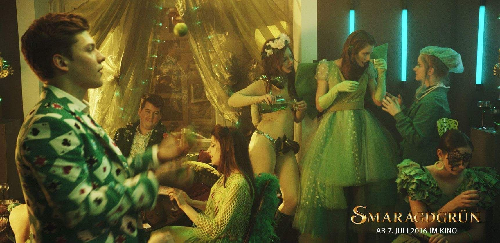 Smaragdgrün Online Film