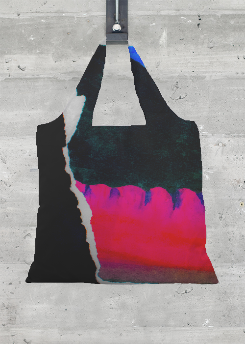 Foldaway Tote - Abstract by VIDA VIDA Dgb7IG