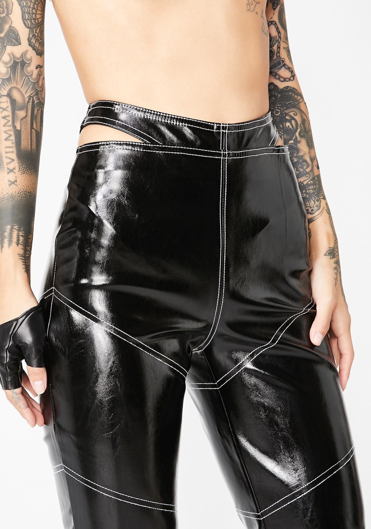 fb47c7f252 I AM GIA Dark Paris Pants Online Boutiques, Leather Pants, Ivy, Bodysuit,
