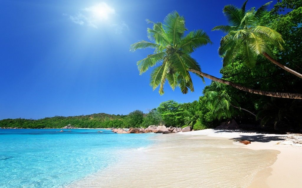 At The Beach Wallpaper Beaches Nature Wallpapers Hd Wallpapers