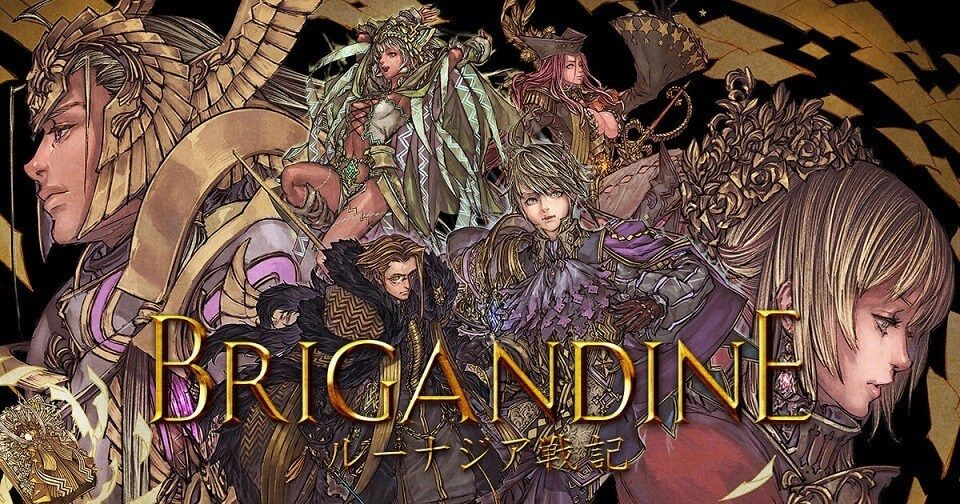 Game Taktik Legendaris Brigandine Akan Dapatkan Serial