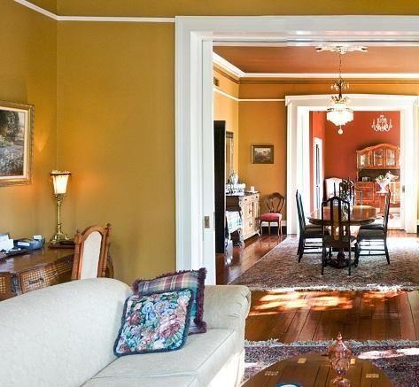 C mo pintar tu casa seg n la psicolog a del color elegir - Colores para pintar una casa ...