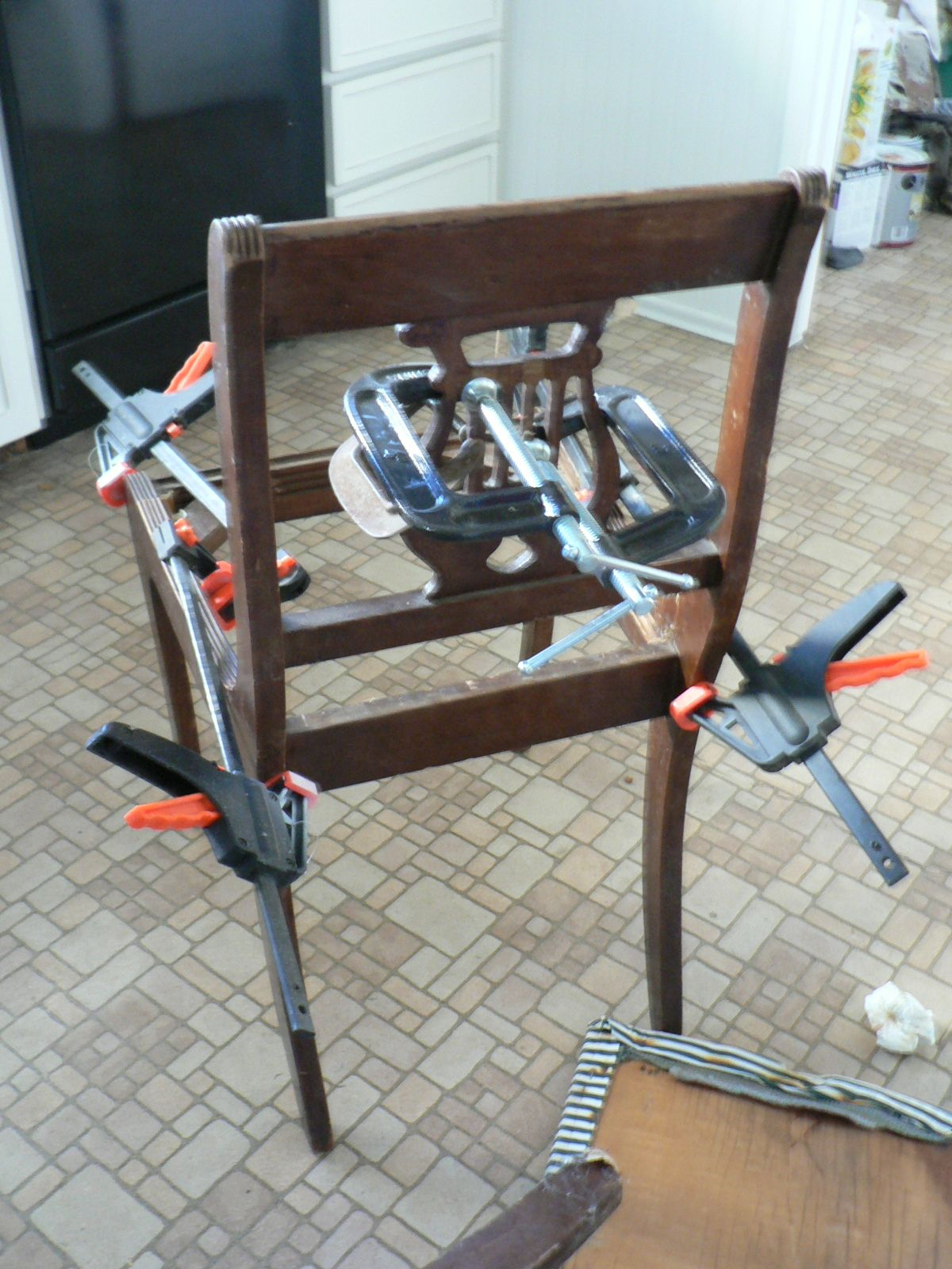 How To Repair A Duncan Phyfe Chair   Google Search