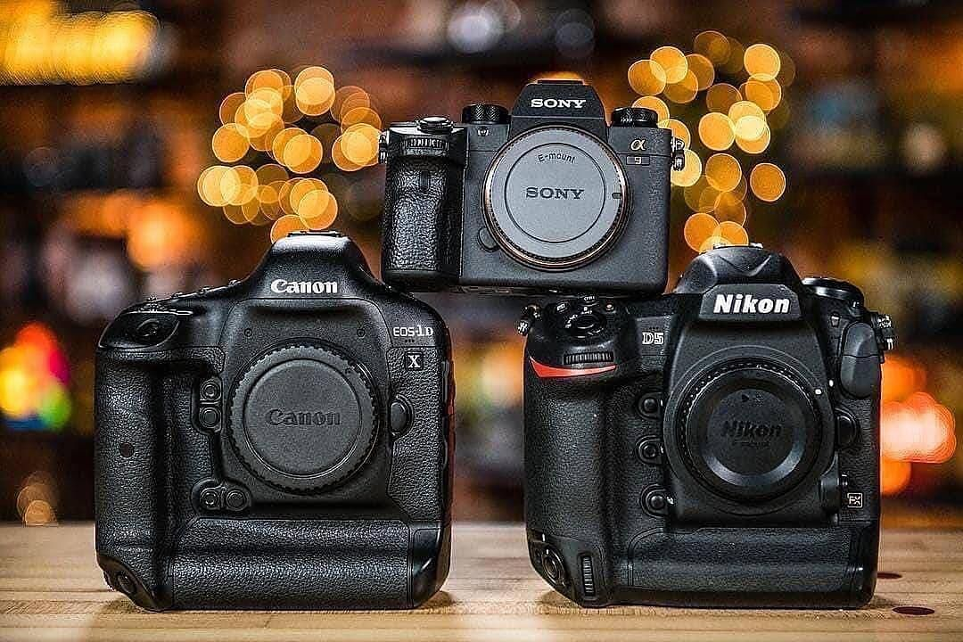 Time To Play Which Would You Pick Nikon D5 Or Canon 1dx Mark Ii Or Sony A9 Photo By Jaredpolin