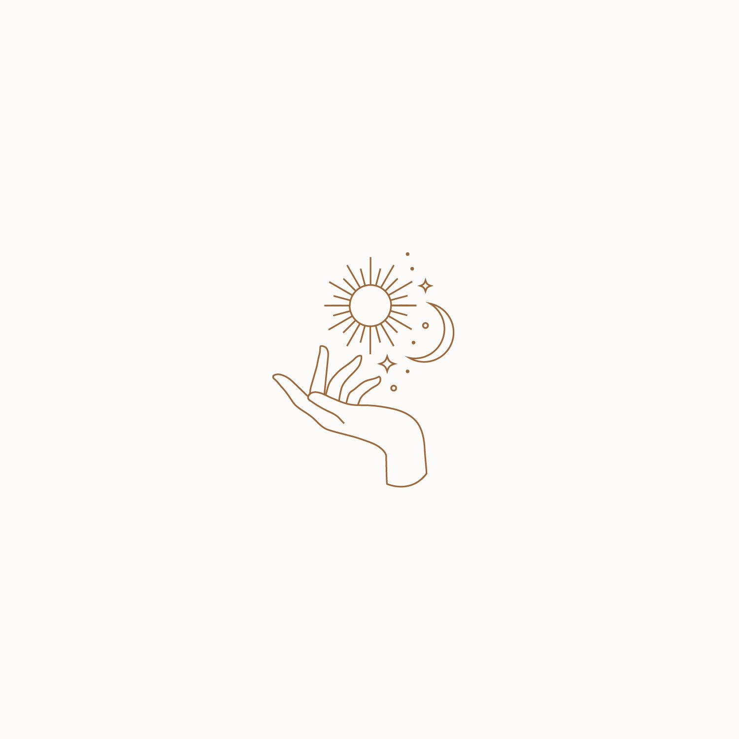 Moon Sun Hand Illustration Minimal Moon Tattoo Made By Minimalmarks In 2020 Line Art Tattoos Moon Tattoo Hand Illustration