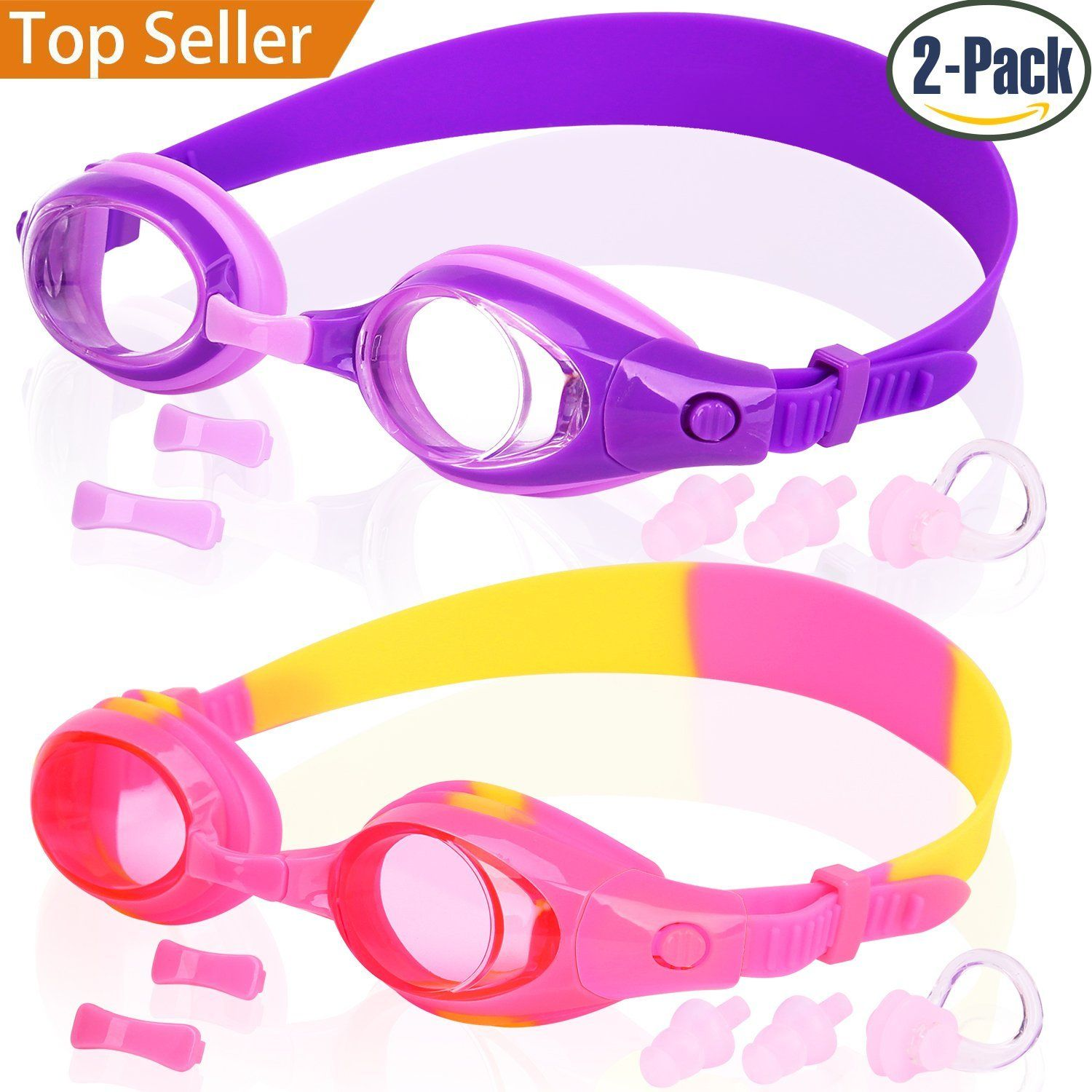 48d959771f62 Best Swimming Goggles 2018  Recommended