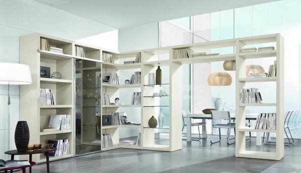 Meuble Rangement Salon Ouvert Salle Manger Salon Moderne