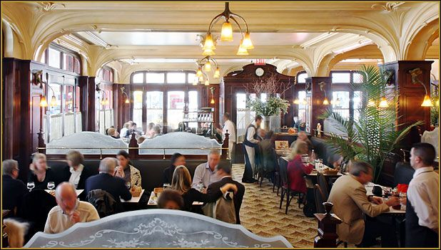 Orsay in NYC - recommendation from Rebecca Plotnick!