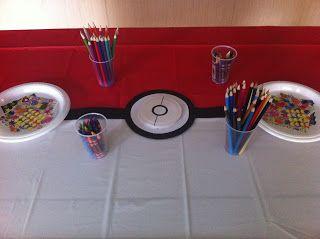 **table decoration