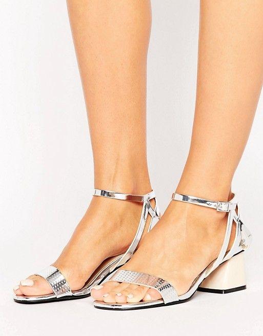 Discover Fashion Online | Heels, Strap heels, Latest fashion