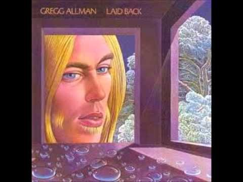 Gregg Allman Midnight Rider Album Art Album Cover Art Greggs