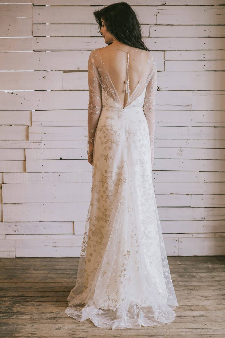 17 starry wedding dresses were over the moon for 2019