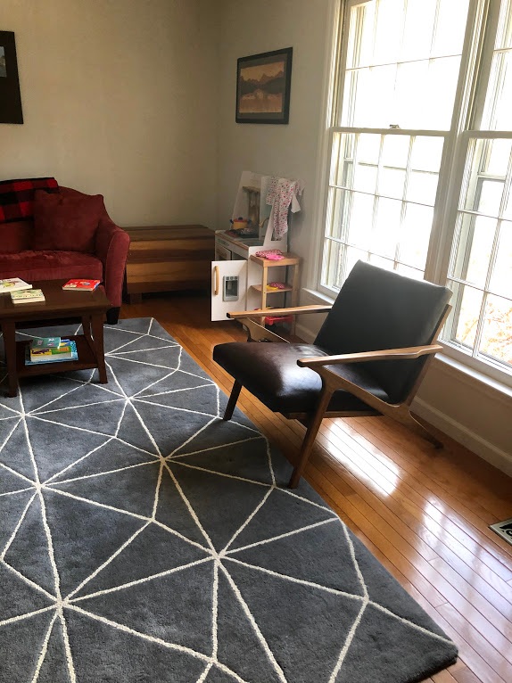 Current Living Room Chair Rug Coffee Table Toy Chest In Far Corner We Have An Ottoman To Match This Chair Not Pi In 2020 Living Room Chairs Red Sofa Room Chairs #toy #chests #for #living #room