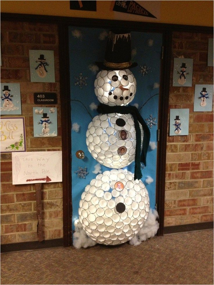40 Best Funny Christmas Door Decorating Ideas Christmas