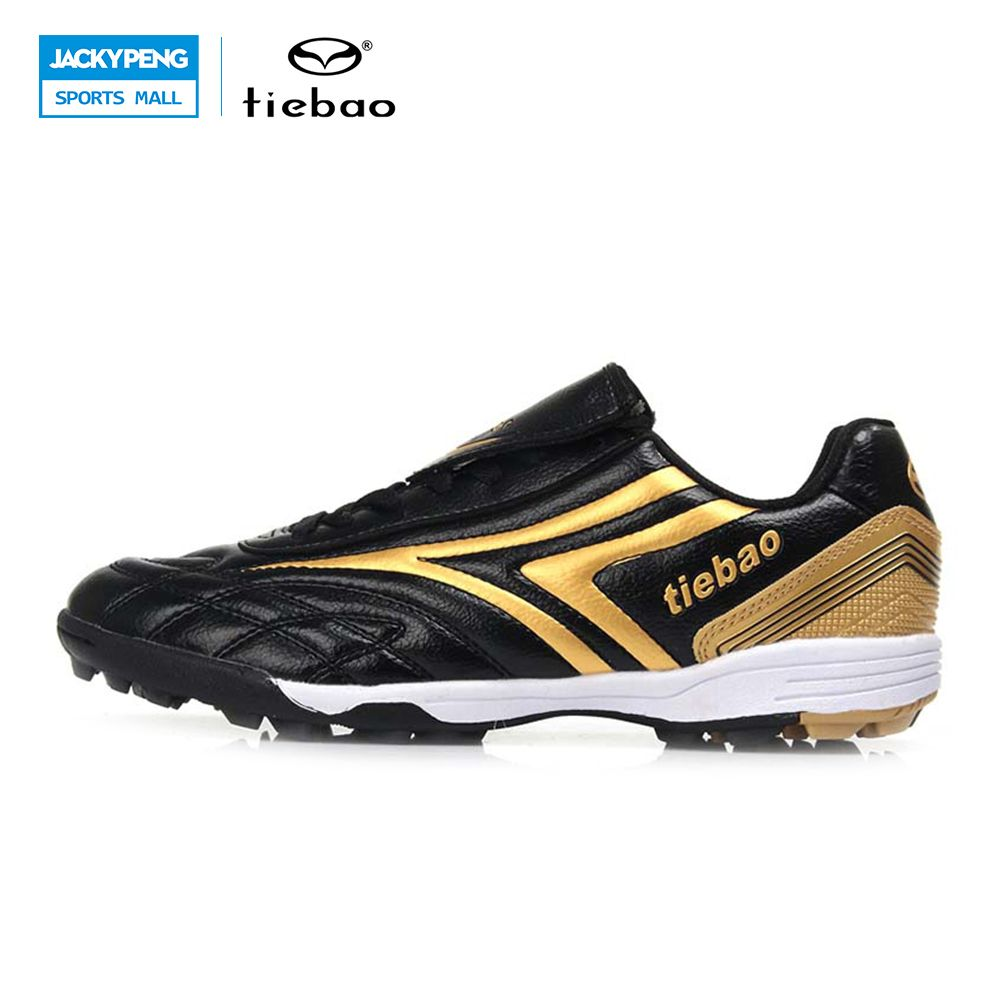 141414879 TIEBAO Professional Outdoor Soccer Shoes Children Kids Teenagers TF Turf  Sole Football Boots Sneakers Breathable Training