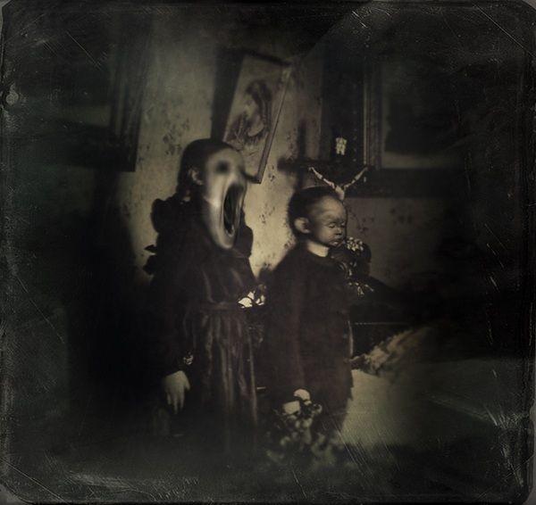 foto de Imágenes bien flasheras Horror Bizarro y Oscuridad
