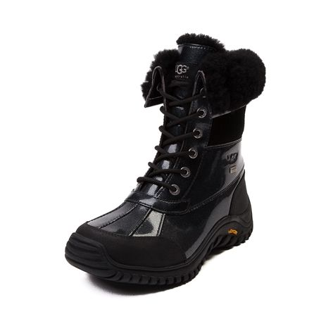 2445d67336a Shoes Boot At Adirondack Womens Shop Ugg® For Black Journeys In Ii pwPxacvRq