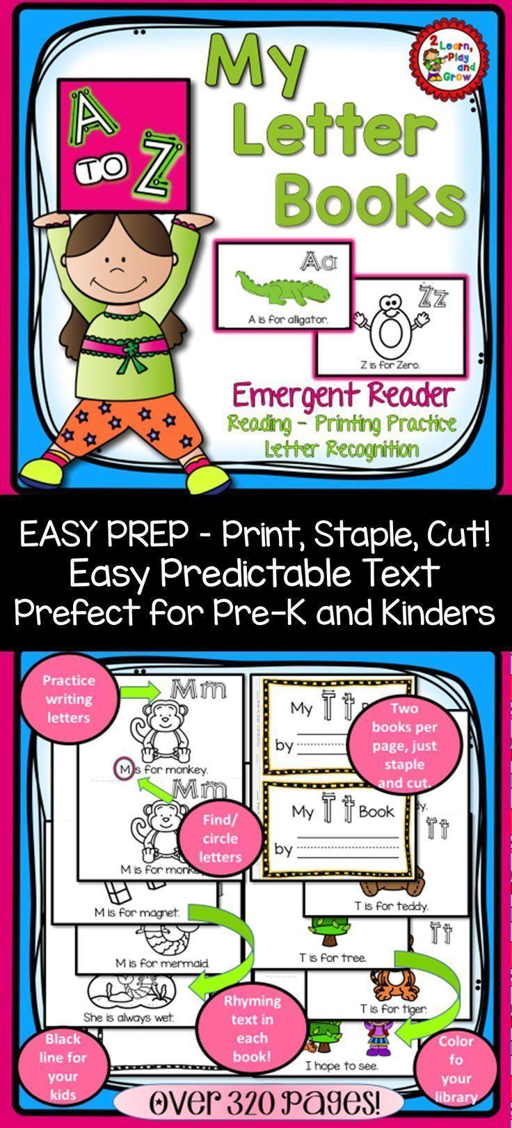 Little Books Big Skills Phonics Letter Recognition Book Handling Skills Left To Right Progression Rhymes Buchstabenerkennung Buchstaben Lernen Bucher