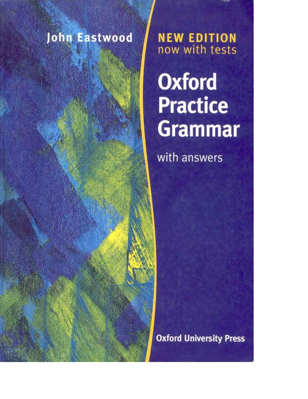Oxford Libros Hijos Profesores English Book Oxford Practice Grammar With Answers 10118276