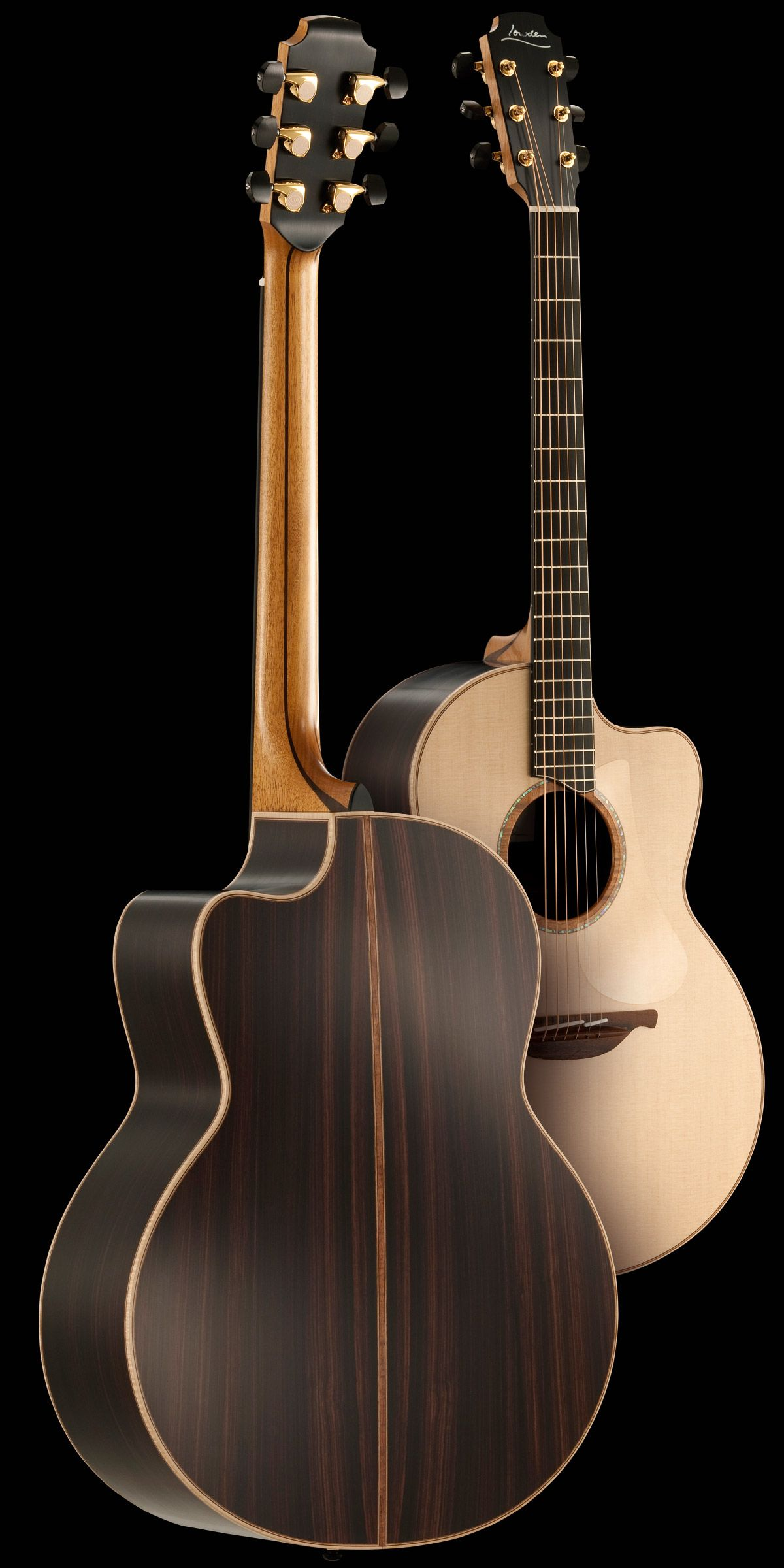 50 Series East Indian Rosewood Sitka Spruce Lowden Guitars Handmade And Hand Built Acoustic Guitar Range From Downpatrick Ir Sitka Sitka Spruce Guitar