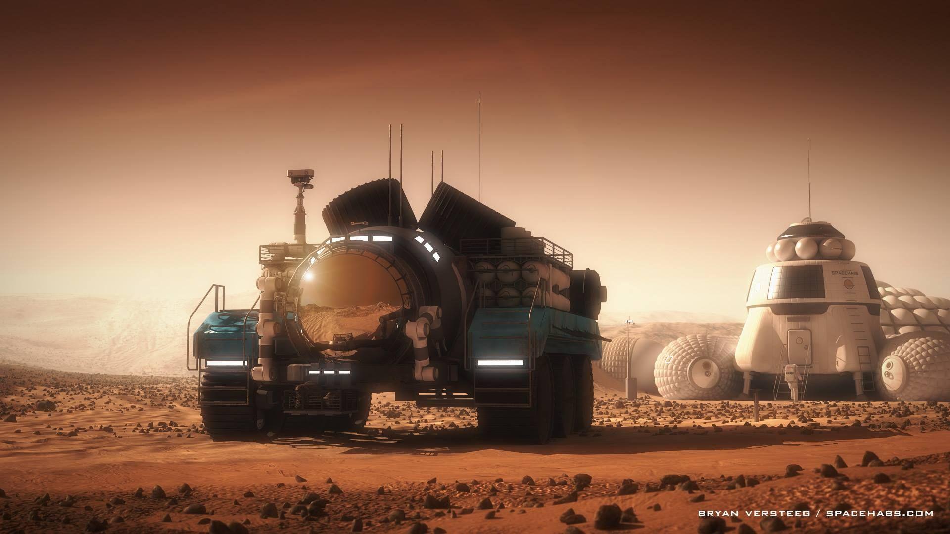 human Mars in 2019 | Mars project, Colonization of mars, Mars