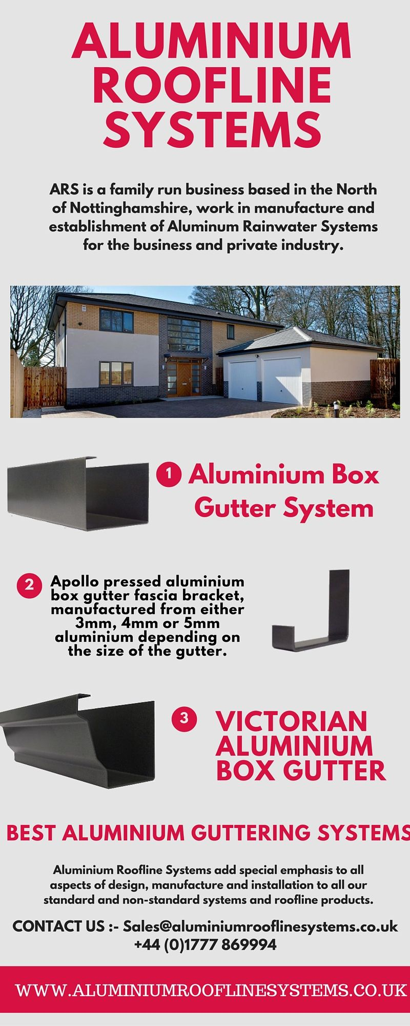 Ars Has Been Built Up For A Long Time And Has Extended Through Inward Development And Endeavors To Wind Up One Nottinghamshire Aluminum Fabrication Box Gutter