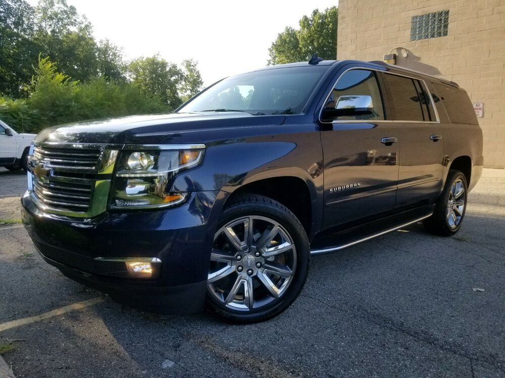 Ebay Advertisement 2017 Chevrolet Suburban Premier 4wd 2017