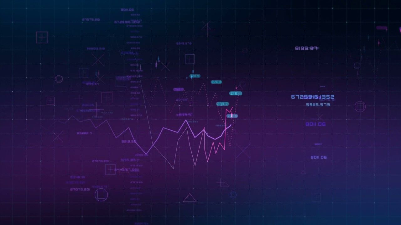 Commercial Infographics Looped Background 4k   Free ...