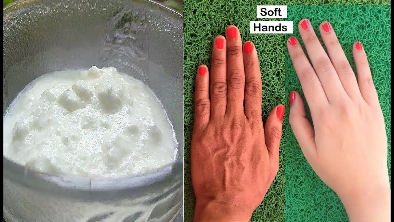 How To Make Aloe Vera Anti Aging Hand Cream Easily At Home | Hand Cream For Rough And Dry Hands