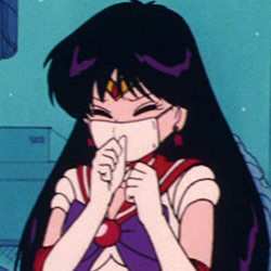 Sailor Moon Mars Aesthetic
