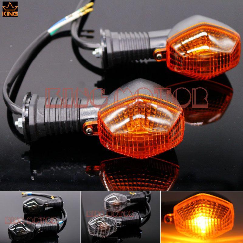 LED Turn Signal Light Indicator Lamp For Suzuki GSXR 600 750 1000 SV 650 S GSX