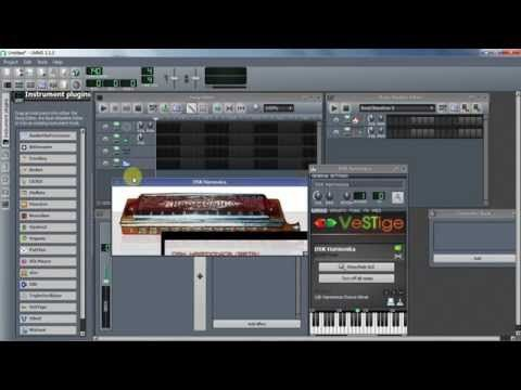 how to add vst plugin in lmms - YouTube   Audio and Music