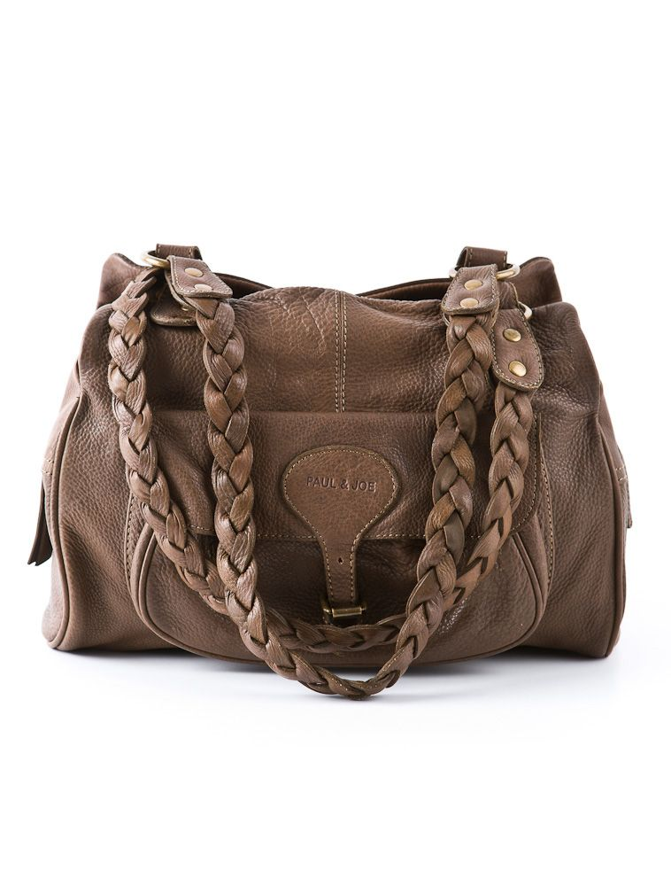 Paul & Joe Leather Bag