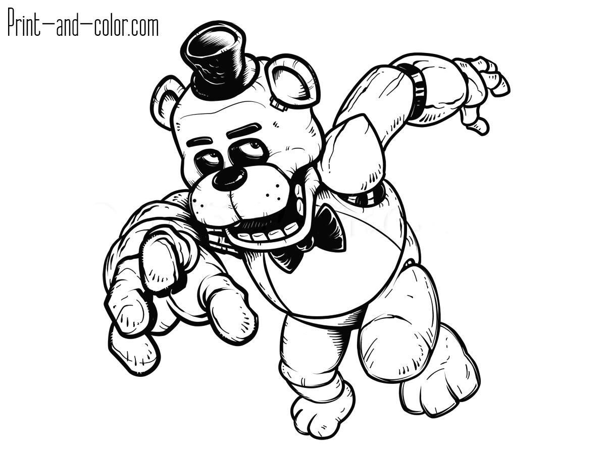 8 Coloring Page Fnaf Fnaf Coloring Pages Coloring Books Coloring Pages