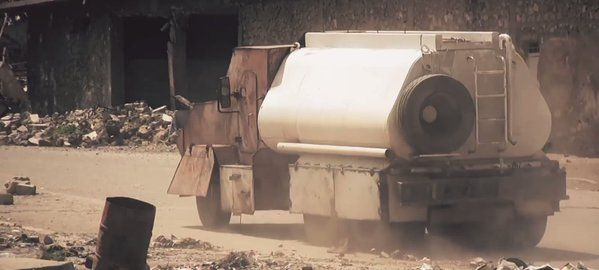 New ISIS video from Mosul on VBIEDs