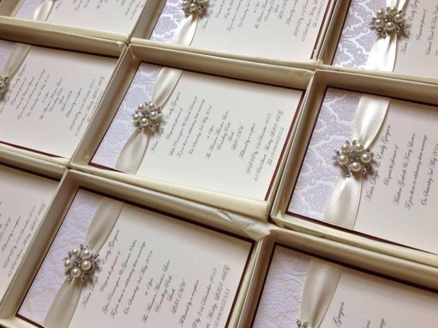 luxury handmade pocketfold wedding invitations - Google Search ...