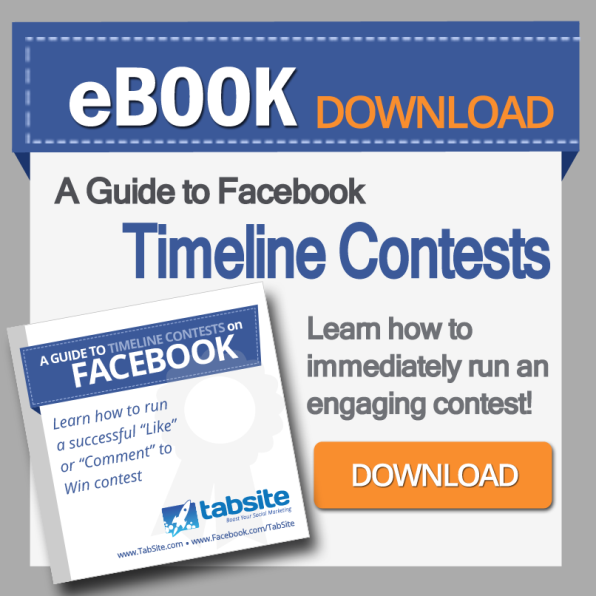 Definitive Guide to Facebook Timeline Contests [eBook