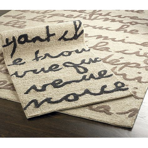 Le Poeme Indoor Outdoor Rug Kitchen Runner Or Dining Room