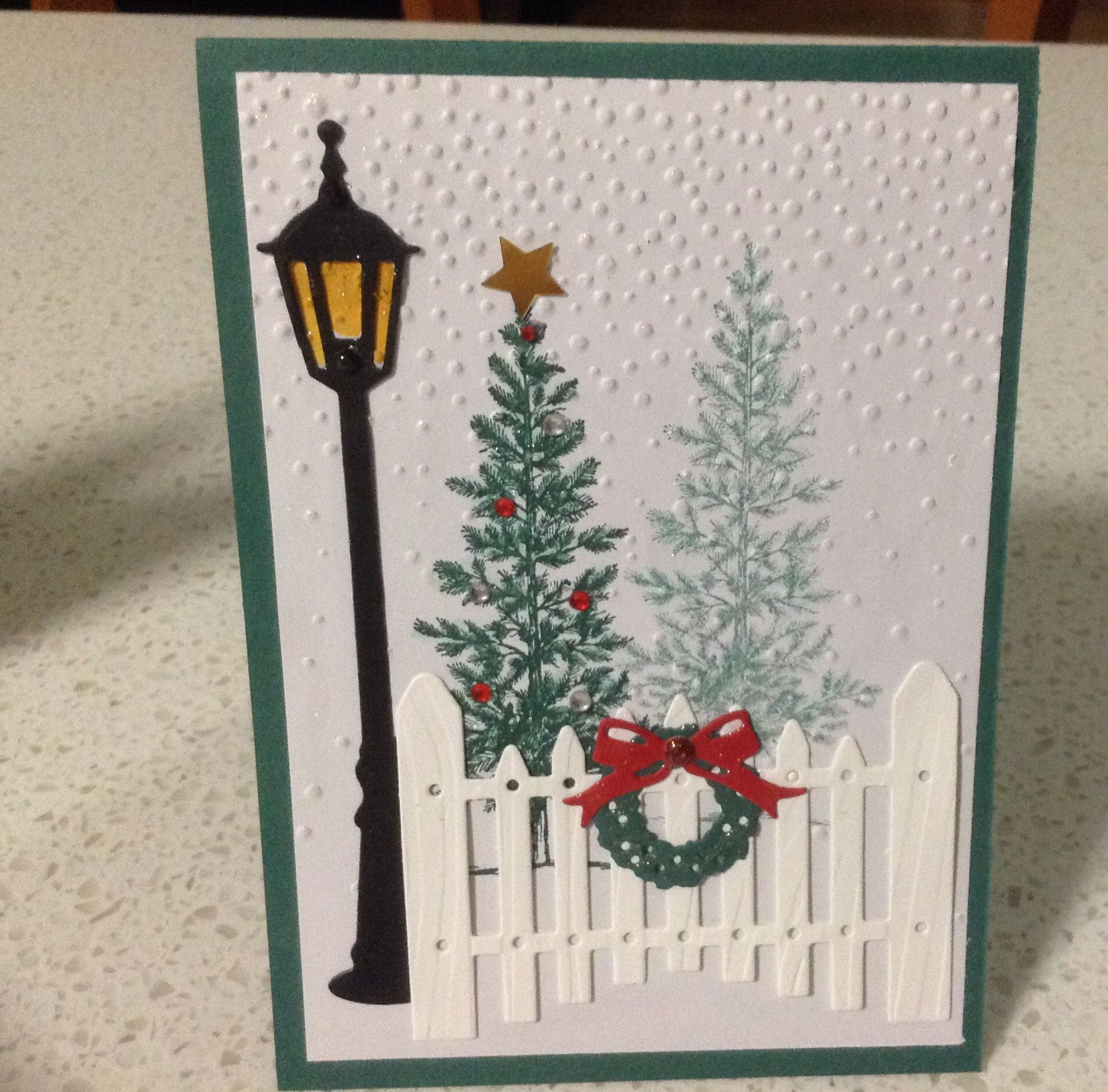 Pin By Martha Galvez On Cards Stampin Tags Pinterest Noel