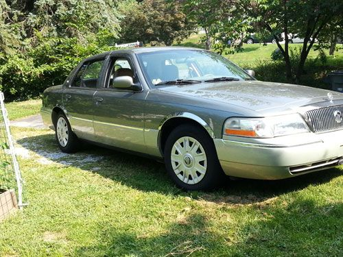2004 Mercury Grand Marquis York Pa 5734700199 Oncedriven Grand Marquis Edsel Ford Lincoln Cars